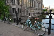 Bikes in Ghent