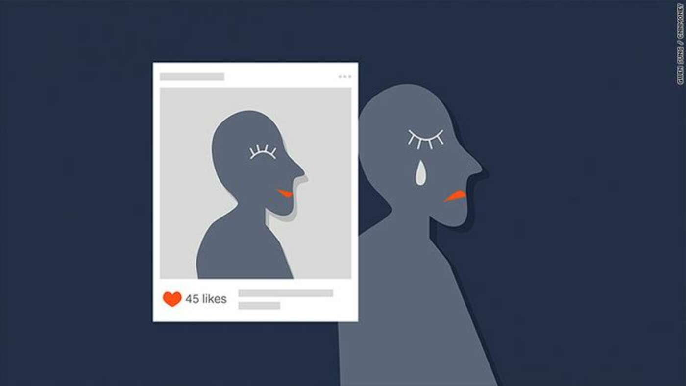 Image result for social media and mental health
