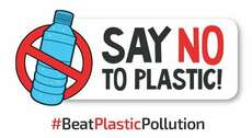 #beatplasticpollution