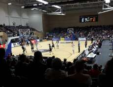 Newcastle Eagles vs Worcester Wolves