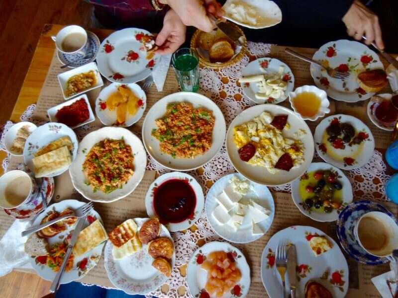 Yemek - Von Essen und Traditionen - Youthreporter