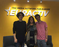 #EUinmyRegion Blog Competition Winners. Euractiv. Brussels