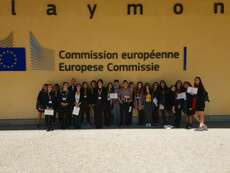 Youth 4 Regions. European Commission. European Week of Regions and Cities. Brussels