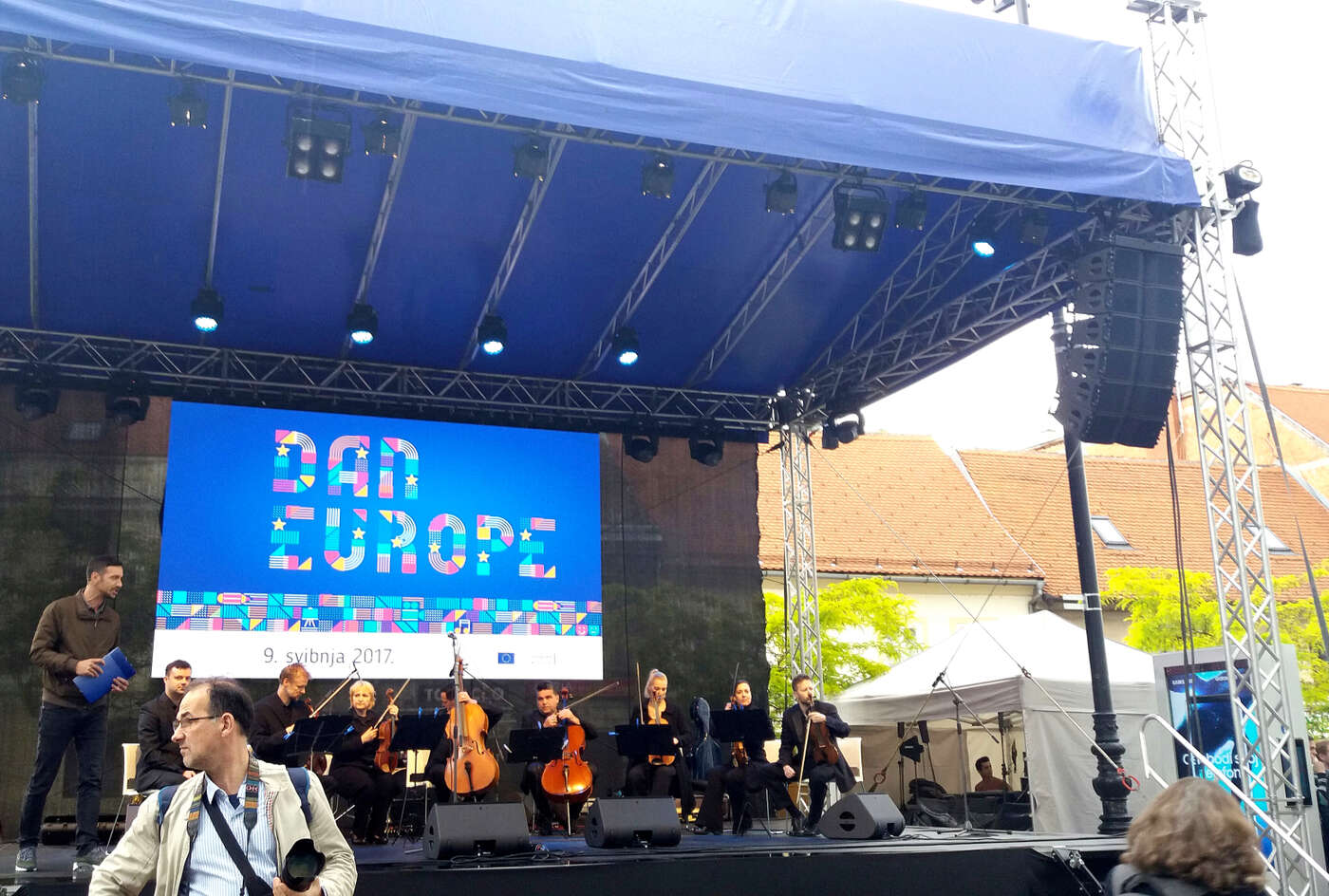Europe Day 2017 in Zagreb